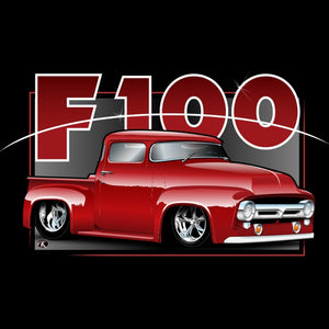 F100 Red