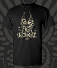Load image into Gallery viewer, KUSTOM KULT FLYING EYEBALL (BLACK)