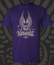 Load image into Gallery viewer, KUSTOM KULT FLYING EYEBALL (PURPLE)