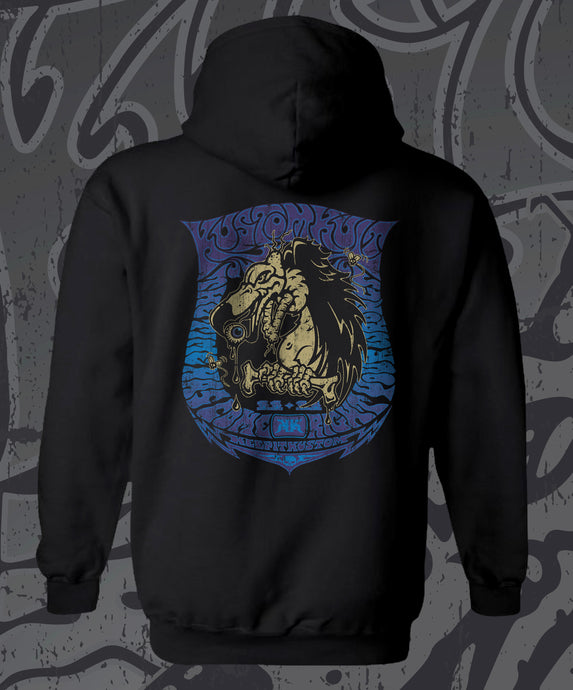 VULTURE VIBE-THE BLUES-HOODIE