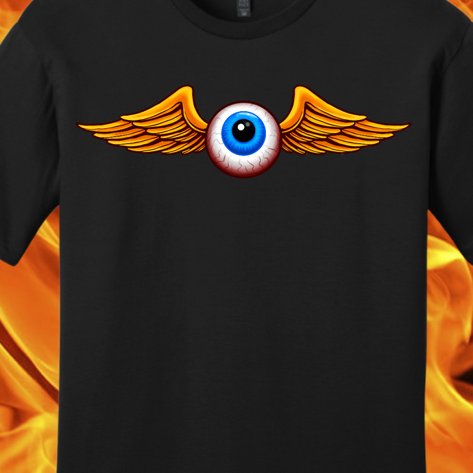 MOTORPSYCHO FLYING EYEBALL