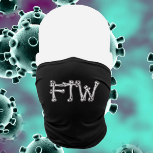 FACEMASK PULLOVER PERFORMANCE MASK...FTW