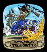 Load image into Gallery viewer, TRUE GRIT FASTBACK