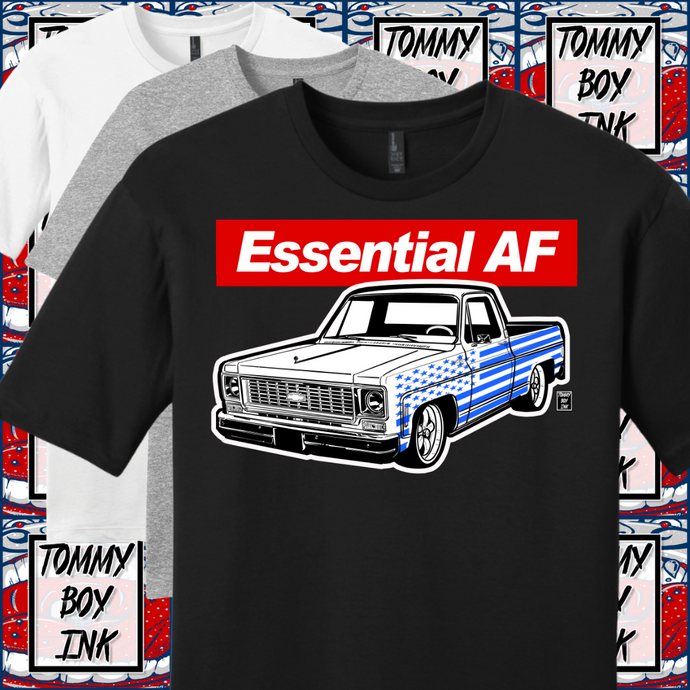 ESSENTIAL SQUAREBODY