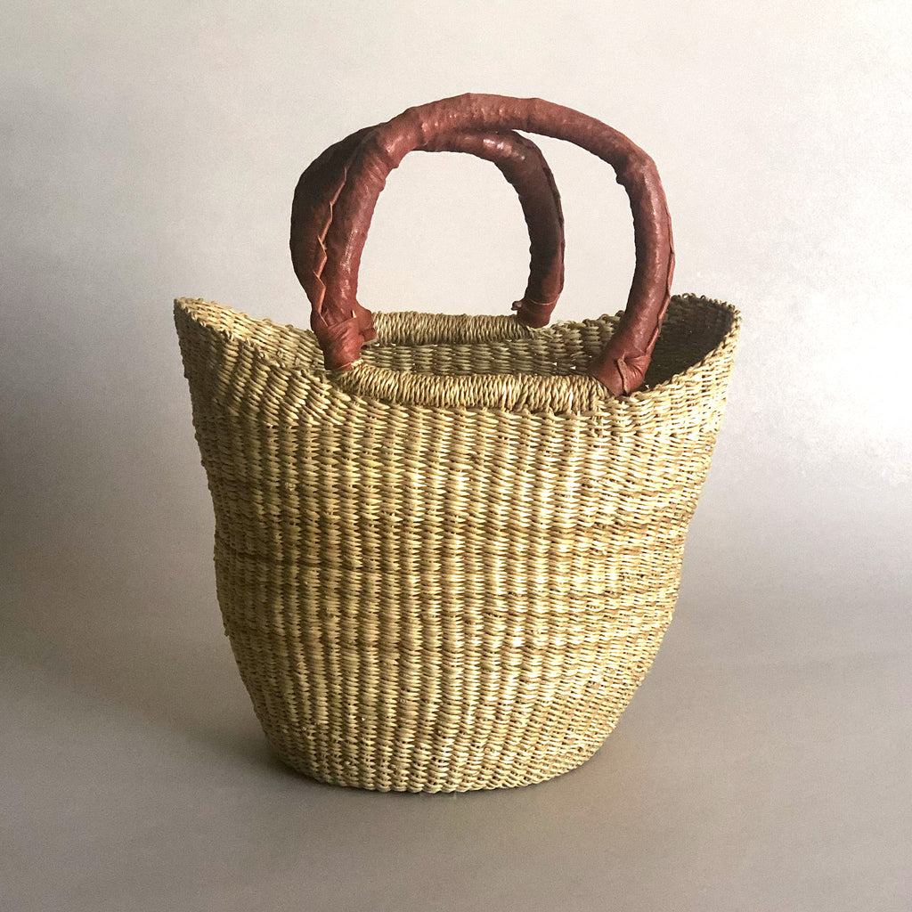 AFRICAN MINI BASKET [Natural]