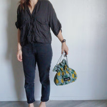Load image into Gallery viewer, MINI SHOULDER BAG [Yellow Pineapple]