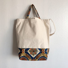Load image into Gallery viewer, EVERYDAY BAG [Orange Flower]