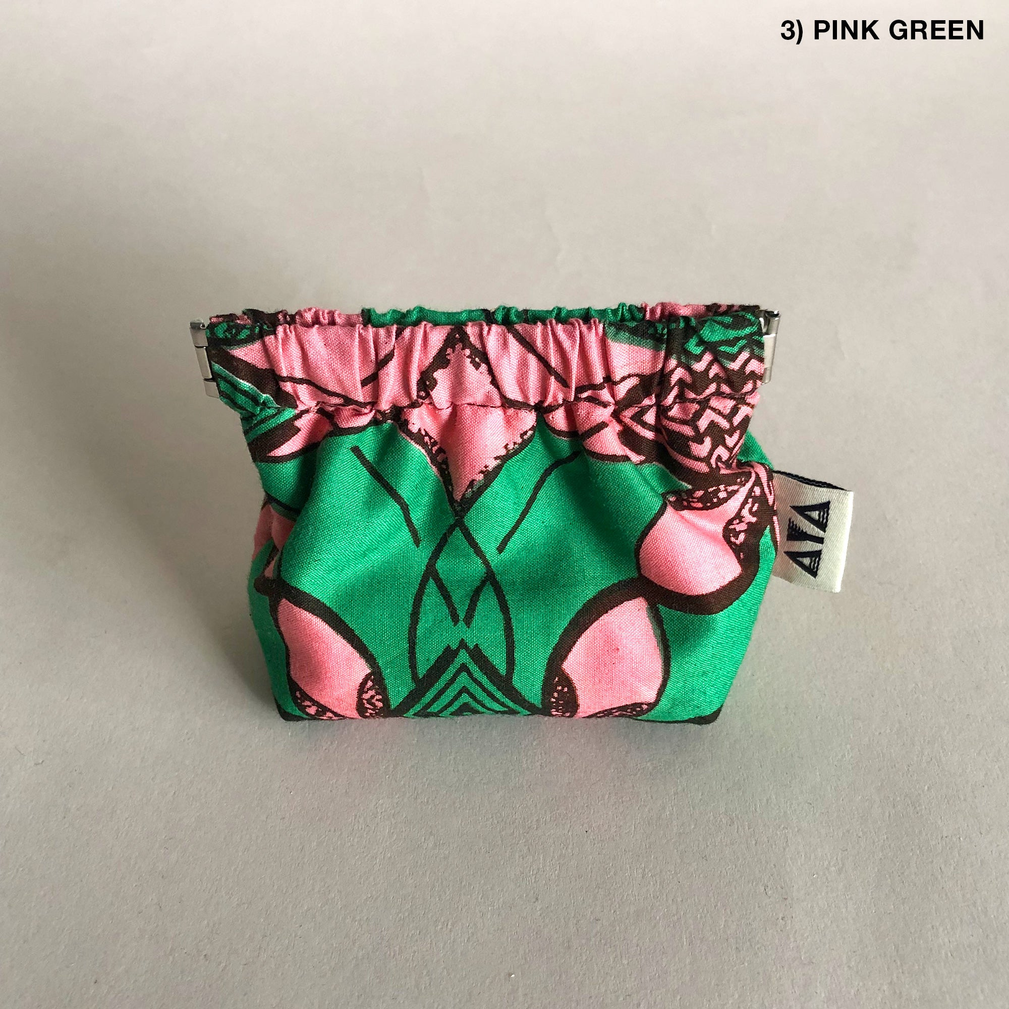 LITTLE DUMPLING POUCH [5 Colors]