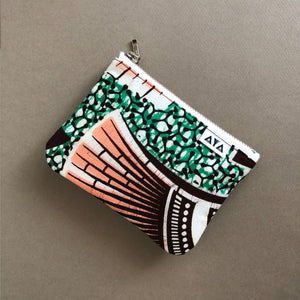 MINI POUCH [Tassel Green]