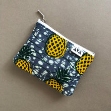 Load image into Gallery viewer, MINI POUCH [Yellow Pineapple]