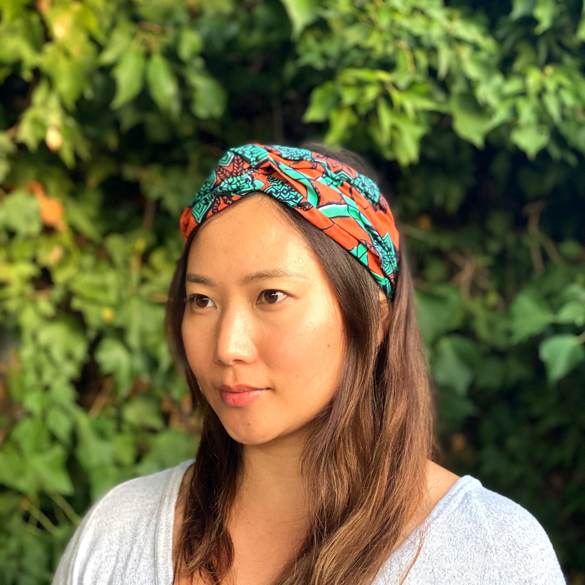 TURBAN HEADBAND [5 colors]