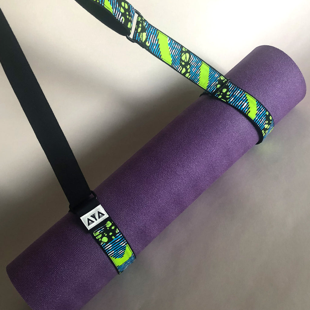YOGA MAT STRAP [Hawaii Wave]