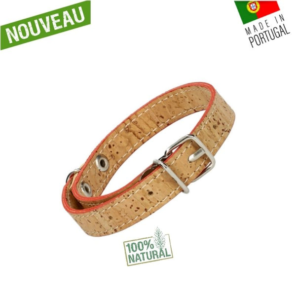 collier chat - collier chien - collier vegan - collier animaux de compagnie - collier animal - collier toutou - collier matou - collier naturel - collier pour petit chien