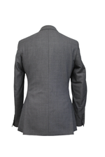 Grey Slim Fit Suit