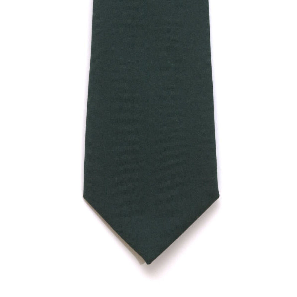 Bottle Green Tie