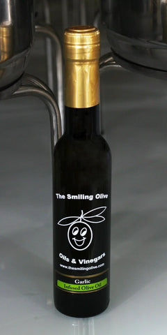 Garlic Infused Olive Oil