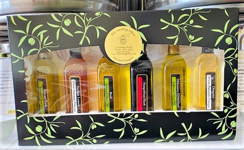 Italian Gift Box Set (6 Bottles)