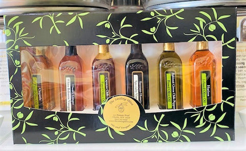 Spicy Gift Box Set (6 Bottles)