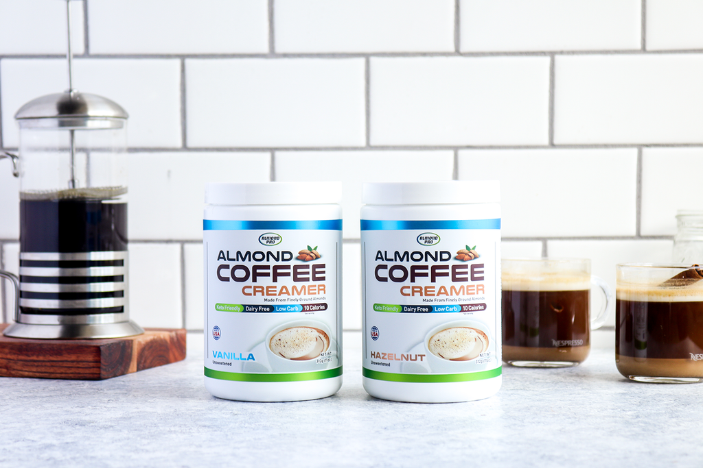 almond coffee creamer