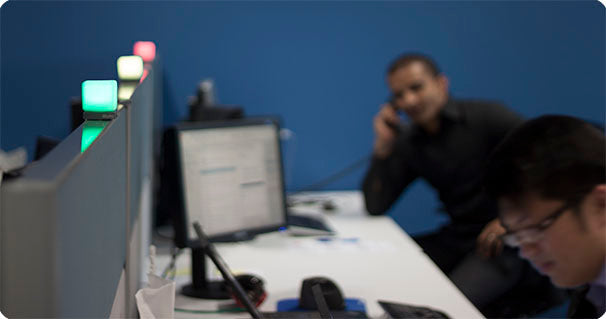 Busy light for Lync | Stop Interruption in the Office