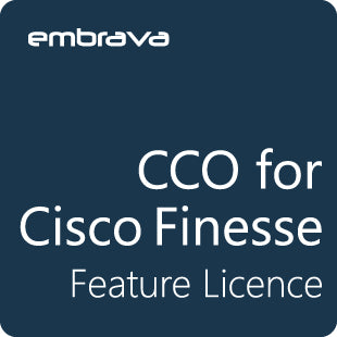 CCO Feature Licence for Cisco Finesse