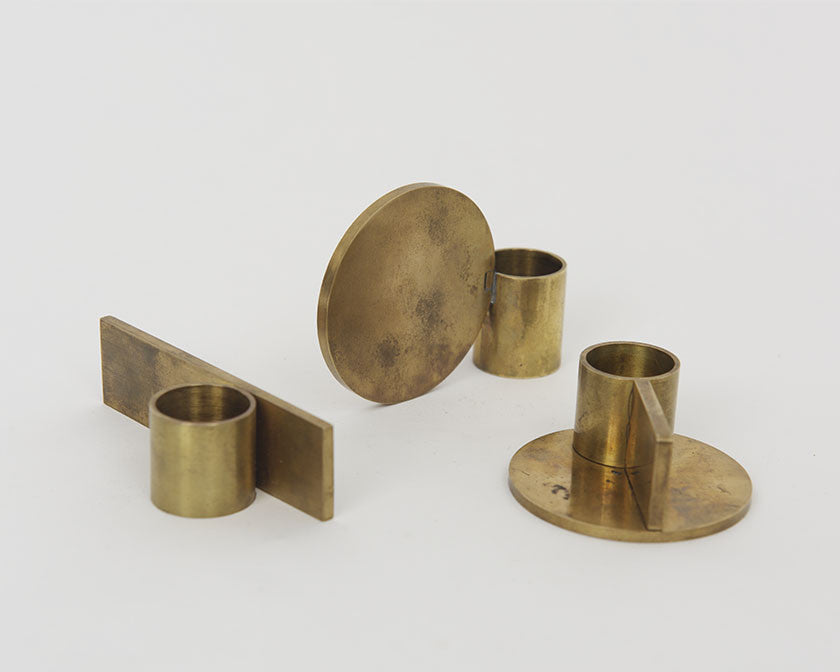Fundament candleholders