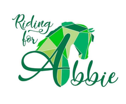 Riding for Abbie