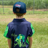 Riding for Abbie Supporter Polo