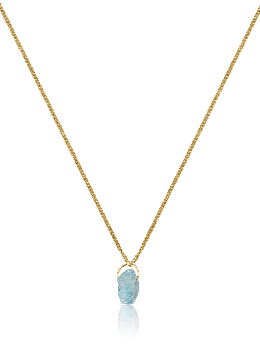 Blue Valentine Necklace