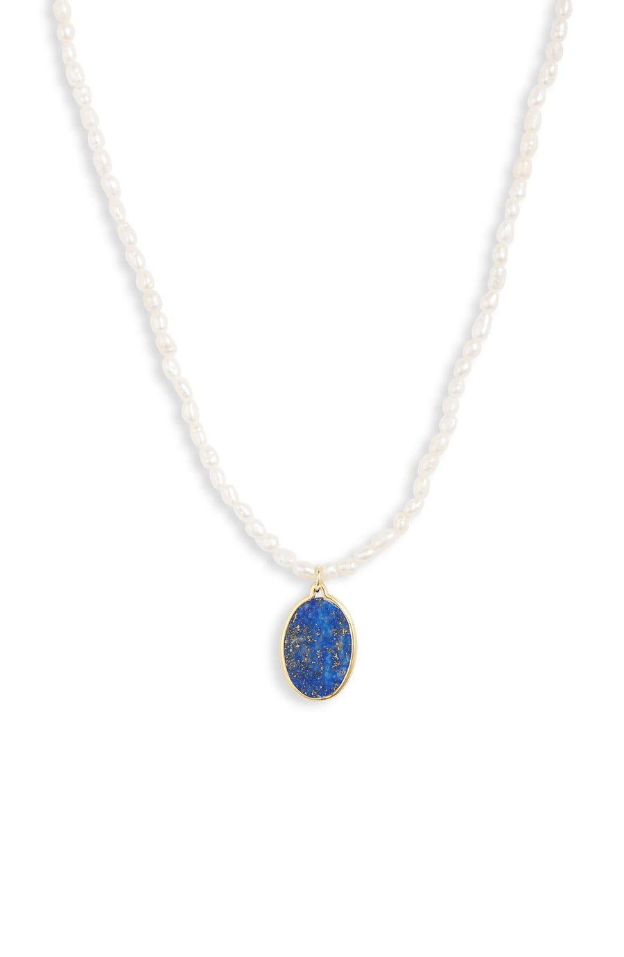 BLUE WONDER NECKLACE
