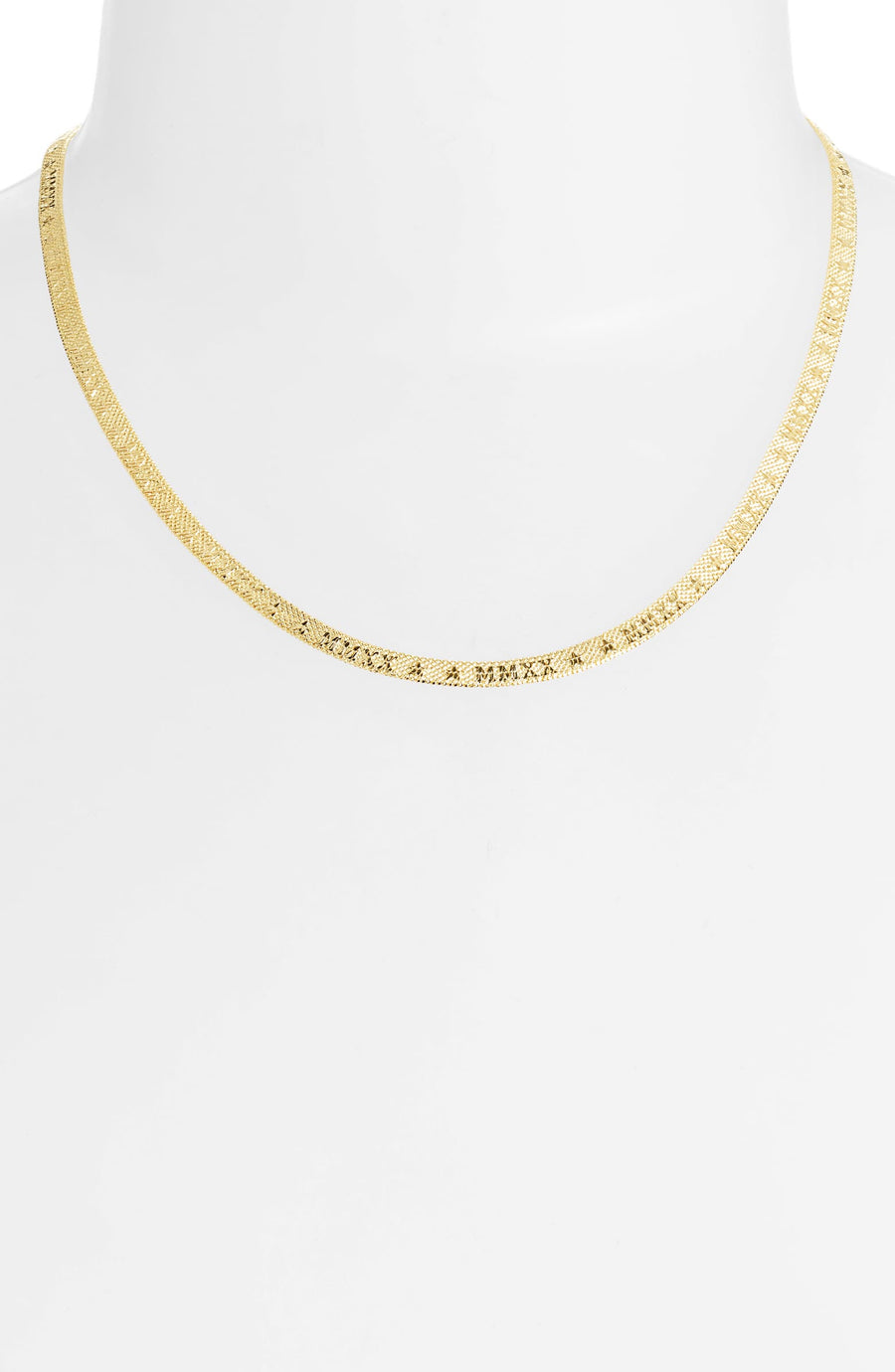 MMXX HERRINGBONE CHAIN