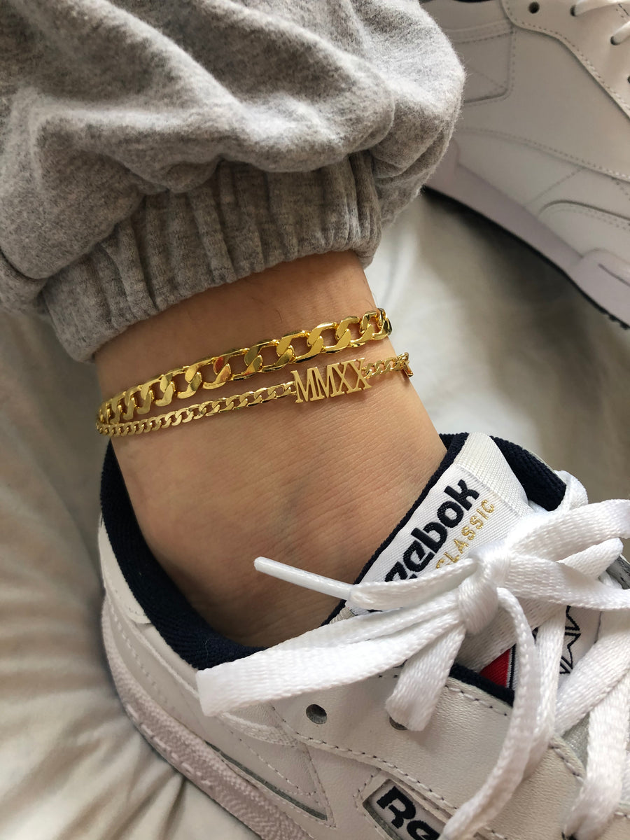 The Indy Anklet