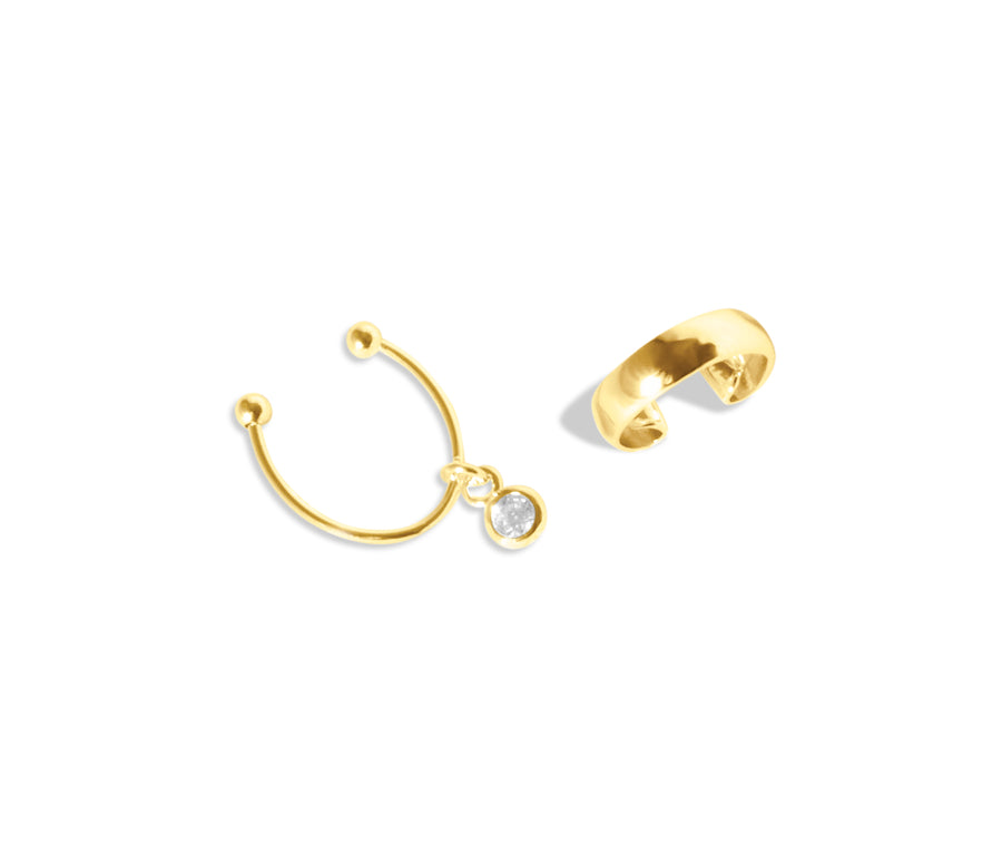 EAR-CUFFS-4-EVS SET