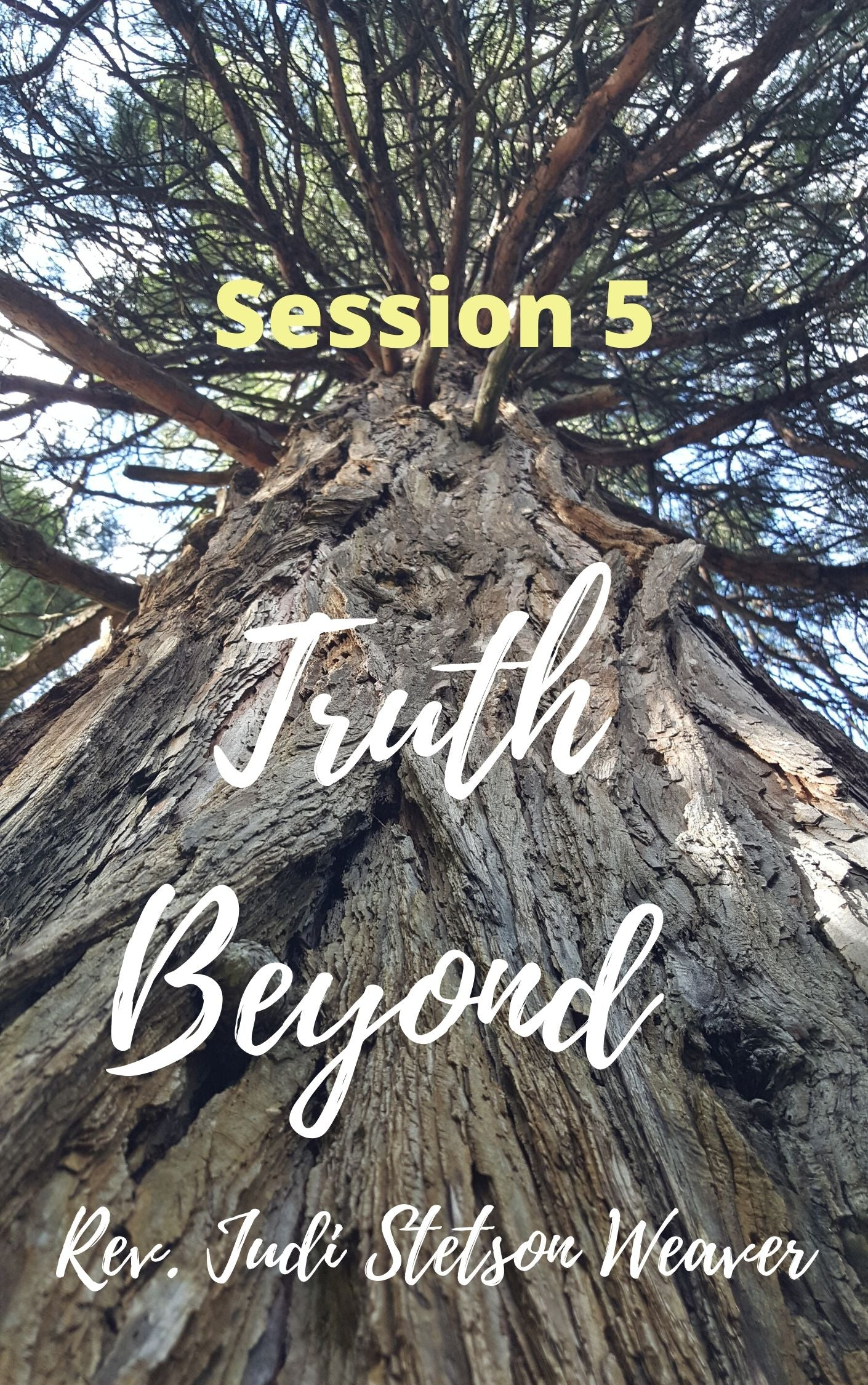 Video - Truth Beyond: Session 5