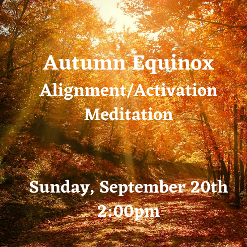 Autumn Equinox Alignment Activation Meditation