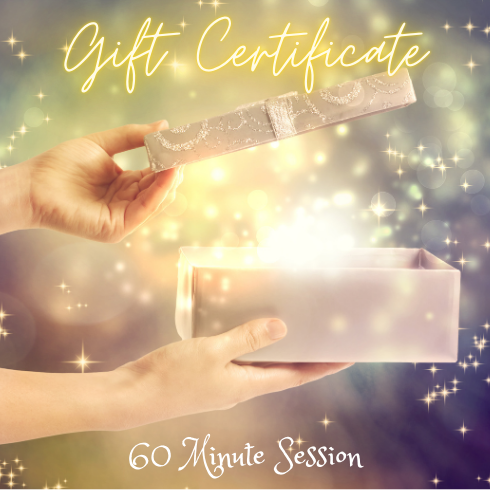 Gift Certificate 1 HR Session