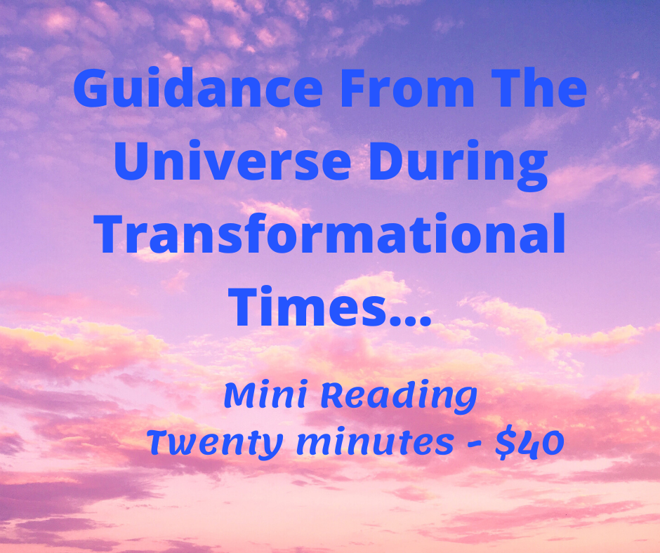 Twenty Minute Mini Psychic Reading