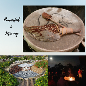 Shamanic Practitioner - Sacred Circle & Drumming