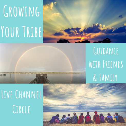Growing In Your Tribe (3-10 Guests)