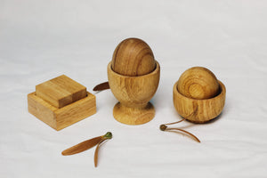 Montessori Egg, Ball and Cup set