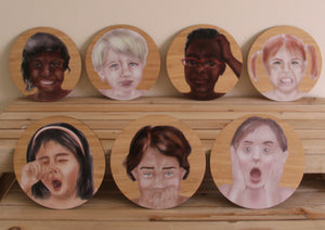 Emotion Portrait Discs