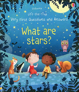 Lift-the-Flap Questions & Answers: What Are Stars?