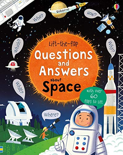 Lift-the-Flap Questions & Answers About Space