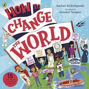 How to Change the World?