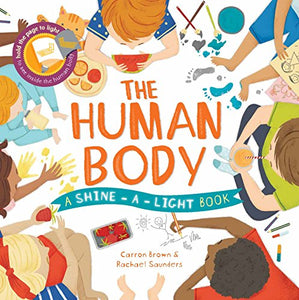 Human Body: Shine-A-Light