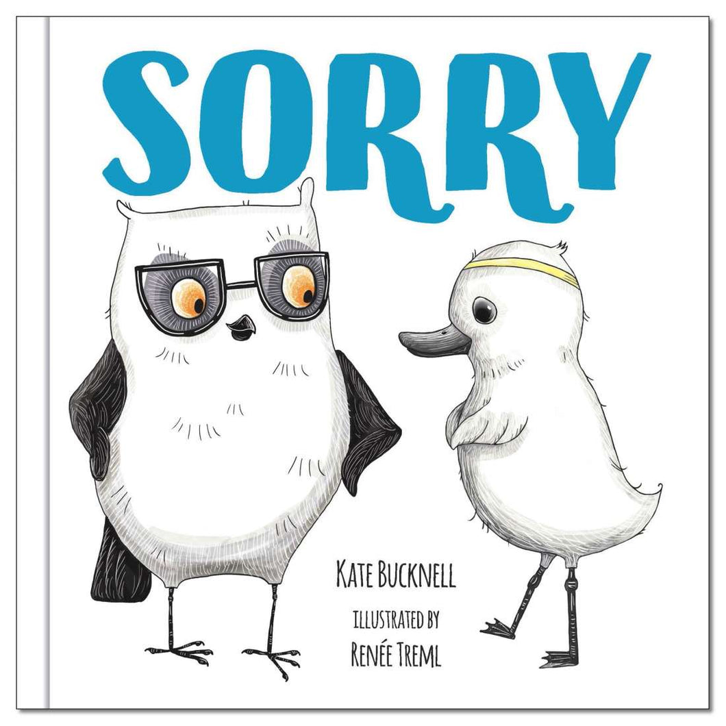 Sorry- Picture Book Manners Series