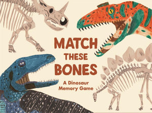 Match These Bones: A Dinosaur Memory Game