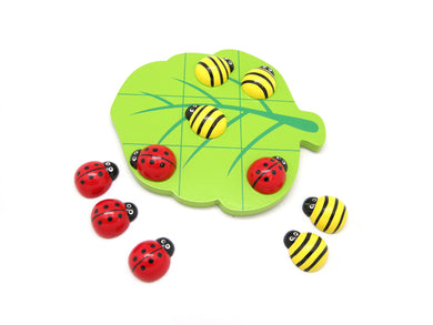 Ladybird and Bee Game