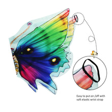 Load image into Gallery viewer, Rainbow Emperor Butterfly Wings