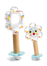 Load image into Gallery viewer, Babyflower Rattle